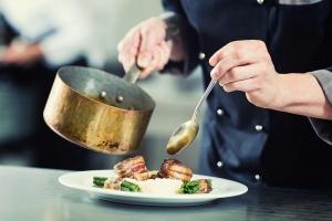 Desinfektion für Großküchen